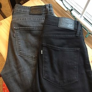Levi's 721 High Rise Jeans